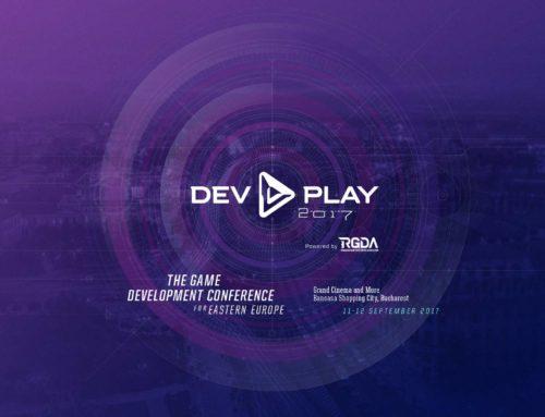 Despre Dev.Play si sprijinul industriei locale de game development