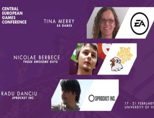 Meet the Romanian speakers! – Central European Games Conference 2016!