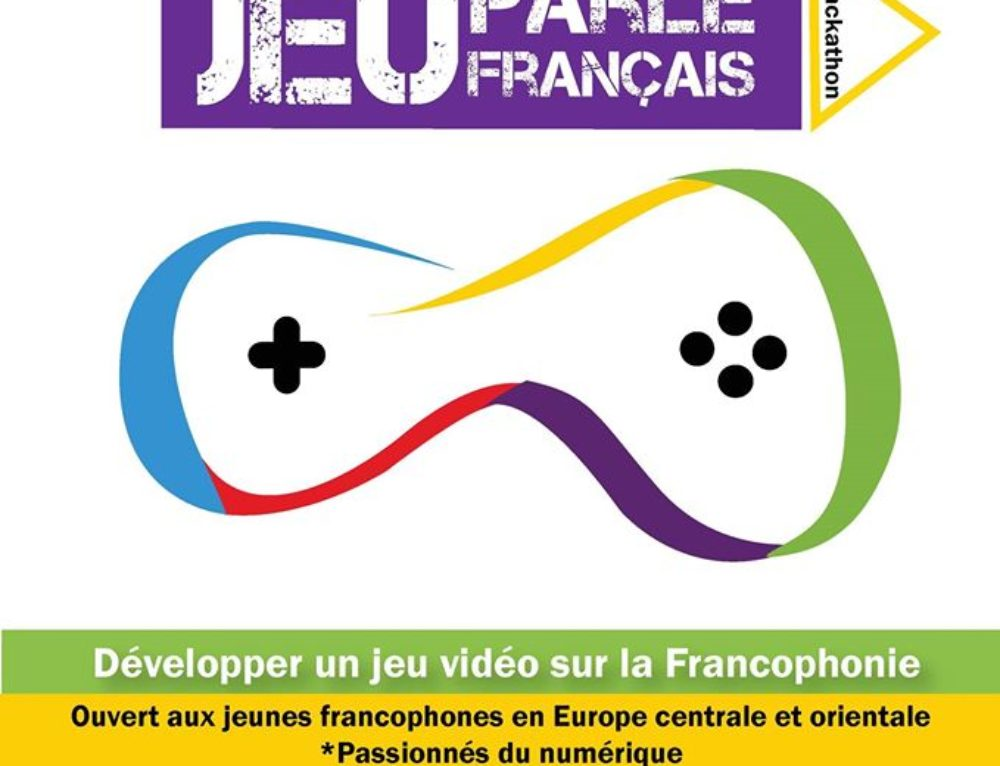 DL for registration 18 June – Hackathon Video Games for the French speaking game developers- CEE Countries