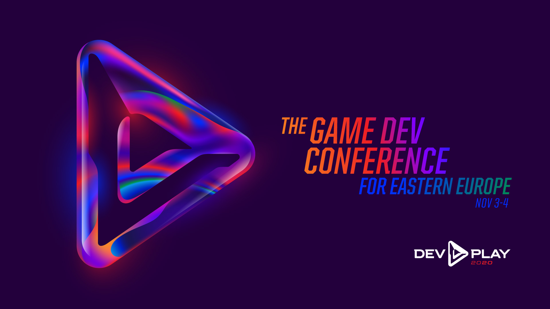 PRESS RELEASE: INNOVATION IN GAME DEVELOPMENT IS THE FOCUS OF 2020 EDITION OF DEV.PLAY CONFERENCE