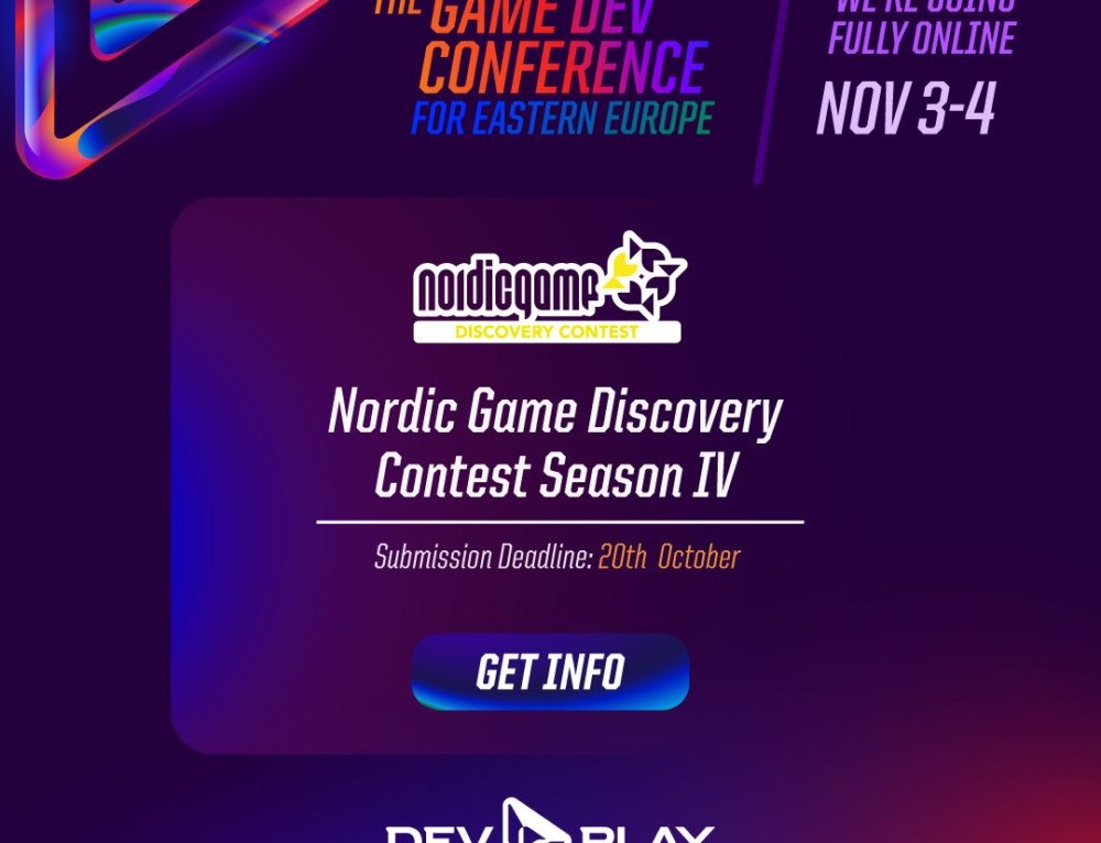Nordic Game Discovery Contest: Back to Bucharest!